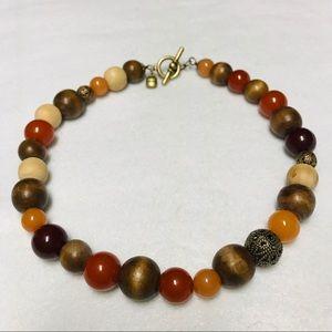🌊 Chaps Beads Choker Necklace